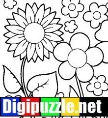 lente-kleurplaat