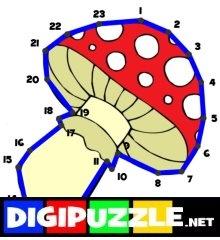 paddenstoel-tekenen