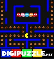 Pacman-som-Koningsdag
