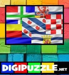 provincievlaggen