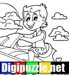 Online Kleurplaten Spelletjesplein Nl