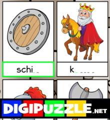 Ridder-Spellingkaarten