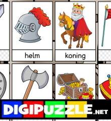 ridder-woordkaarten