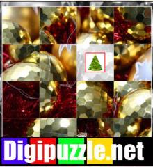 kerst-foto-schuifpuzzel