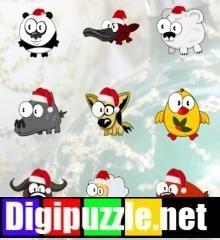 kerstdieren-tellen