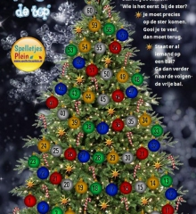 kerstboom-bordspel
