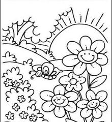 lente-kwartet