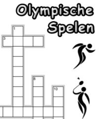 olympischespelen-kruiswoordpuzzel