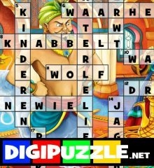 sprookjes-kruiswoordpuzzel