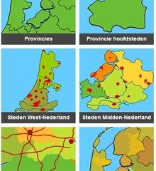 topografie-nederland