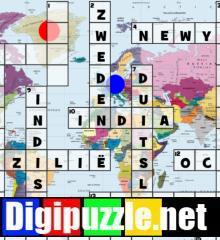 wereld-kruiswoordraadsel